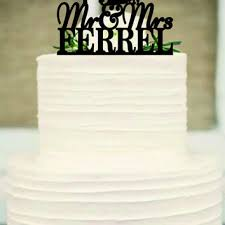 Bride And Groom Wedding Cake TopperFamily Topper A Little Girl