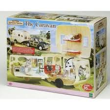 Jual Sylvanian Families The Caravan MAINAN ANAK MAINAN EDUKASI ...