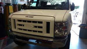 Ford E-Series Fiberglass Conversion - WeldTec Designs