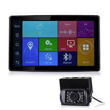 100 Truck Navigation Otstrive 9 Inch Android Car Bus GPS Bluetooth Phone