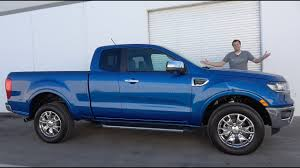 100 Ford Compact Truck The 2019 Ranger Is The Return Of The Ranger To The USA YouTube