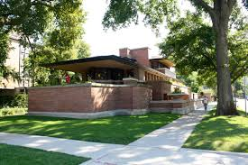 100 Prairie House Architecture Frank Lloyd Wrights Robie Style Mid