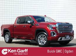 100 Sierra Trucks For Sale New 2019 GMC 1500 Denali Crew Cab Pickup 3G19024 Ken Garff