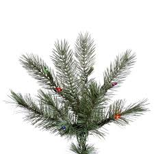65ft Pre Lit Artificial Christmas Tree Full Cashmere Pine