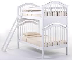 Jordan Bunk Bed White