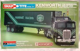 100 Model Truck Kits Looking For These Two Monogram SnapTite Kits Or Parts