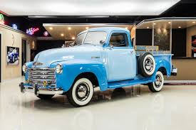 100 1950 Chevrolet Truck 3100 Classic Cars For Sale Michigan Muscle Old