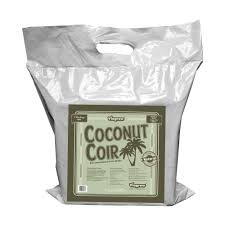 Viagrow 11 lb Coconut Coir Block of Soilless Media VCCB5 The