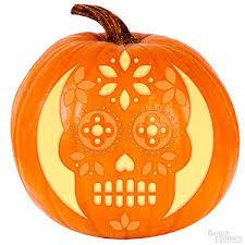 Jack Skellington Pumpkin Stencils Free Printable by Free Pumpkin Stencils For Halloween