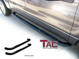 Amazon.com: TAC TRUCK ACCESSORIES COMPANY TAC Side Steps For 2014 ... Ford F150 Series Add Lite Side Steps For Super Crew 4 Dr For Trucks Alinum Duty Adjustable Step Bed Ram Hd Mopar Do It Yourself Truck Trend Honeybadger Sense Pinterest Toyota Tundra 52017 Crew Side Steps Battle Armor Designs Chrome Bars Running Boards Calgary Amp Research Bedstep2 Retractable 42017 Dodge Luverne 3 Baja Round Nfab With Free Shipping Sears Go Rhino 415 Quality Powerstep