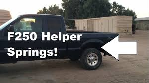 F250 Helper Springs! - YouTube Uerstanding Your Pickups Max Payload Capacity And How Helper Supersprings Truck Helper Springs Review Comparison Leaf Spring Rr Isnt A Hard Task And Is Something You Can Do At Home 72019 F250 F350 Air Lift Loadlifter 5000 Ultimate Show Me Leveled Trucks With Oem Rims Page 184 Ford F150 How To Install Firestone Derite On Mack Suspension Parts Stengel Bros Inc China Manufacturers Bring A 1940 Pickup Chassis Back Life Hot Rod Network Toyota Replacement 2 Pk 2000 Lb Coil Princess Auto Hellwig For 1415 Ram Promaster Vans