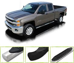 Step Bars | Raptor Series Raptor 5 Black Wheel To Oval Step Bars Rocker Panel Mount Side Steps For Chevy Dodge Ford And Toyota Trucks Truck Hdware 72018 F2f350 Crew Cab With Oem Straight Steelcraft 3 Round Tube Stainless Steel Or Powder Coat Grey Chevrolet Colorado With Out Nerf Topperking Ram Westin Pro Traxx 4 Autoeqca Lund Curved Fast Shipping Premier Ici Multifit Steprails