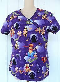 Ciel Blue Scrub Pants Walmart by Finding Nemo Disney Medical Scrub Top By Medicalscrubsmade4u