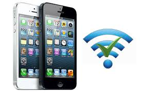 How to Fix the iPhone 5S or iPhone 5 Wifi Problems