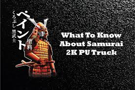 100 Diy Spray On Truck Bed Liner What To Know About Samurai 2K PU Liner Samurai 2K USA
