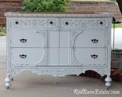 Shabby Chic White Bathroom Vanity by Shabby Chic Furniture Shop By Redbarnestates On Etsy