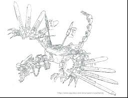 Lego Ninjago Dragon Coloring Pages Ninja Page To Print Masters