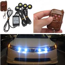 Universal 6000K 4in1 12V 12W Hawkeye LED Car Emergency Strobe Lights ... 10watt Daytime Running Lights Xkglow 3 Mode Ultra Bright 14pcs Led Led Brake Stop Light Flasher Strobe Controller 12v24v Atv 4 Amber High Power Custer Products Led Auto Down Lights Rgb Flash Under Glow Lamp 7 Colors Pattern Car Ediors 6 Hid Bulbs 120w Hideaway Emergency Hazard Warning Ford To Offer Factoryinstalled On F150 2008 Leds All Around Youtube Trucklite 92844 Black Flange Mount Remote White Can Civilians Use In Private Vehicles Installing Wolo Hideaway Kit 12v Auto Mfg Corp Vehicle Warning Lights Power Supplies Strobe