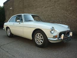 Mgb Gt 1972,white,40,000 Miles From New,unbelievable Service History ...
