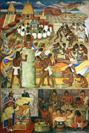 san francisco diego rivera murals mural images