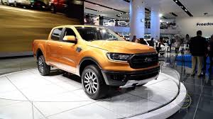 100 Commercial Truck Blue Book 2019 Ford Ranger 2018 Detroit Auto Show YouTube