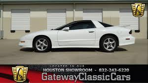1996 Pontiac Trans Am WS6 | Gateway Classic Cars | 463-HOU