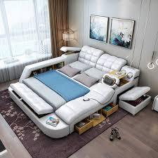 bestes angebot 48 smart bett rahmen moderne schlafzimmer möbel camas muebles de dormitorio hochzeit bett tatami funktionale betten