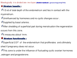 Thick Uterine Lining Shedding During Period by Endometrial Cycle And Infertility Dr Rahul Physiology Sms Mc Jaipur E U2026