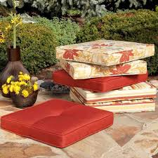 Red Patio Furniture Pinterest by Best 25 Patio Chair Cushions Clearance Ideas On Pinterest