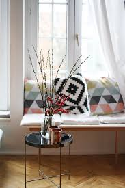 interior sunday winter decoration bekleidet fashionblog
