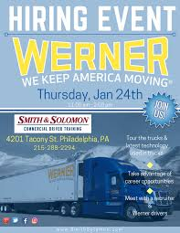 New Opportunities New Career! Hiring Event Tickets, Thu, Jan 24 ... Vision Truck Driving School Cdl Traing Classes What To Consider Before Choosing A The Us Doesnt Have Enough Truckers And Its Starting Cause Schneider Schools Trucking Attempting Fix Americas Driver Shortage Smith Solomon Top Companies Drive For Academy Inexperienced Jobs Roehljobs Commercial Norristown Pa Prime News Inc Truck Driving School Job 5 Major Components Of Program Youtube