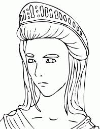Ancient Greece Coloring Pages Download Free Printable