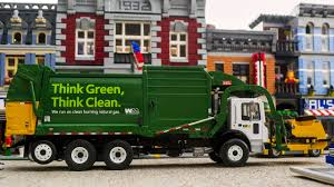 First Gear Mack TerraPro - Heil Half/Pack Freedom Garbage Truck ...