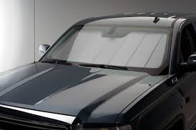 Pickup Sunshades Protect Interiors From The Damaging Effect Of ... 12 Best Car Sunshades In 2018 And Windshield Covers For Custom Cut Sun Shade With Panted 3layer Design Sunshade 3pc Kit Bluesilver Jumbo Front 2 Side Shades Window Blinds Auto Magnetic Sun Shades Windows Are Summer And Winter Use Amazoncom Premium Shade Free Magic Towel Chamois Sizes Shop Palm Tree Tropical Island Sunset Bubble Foil Folding Accordion Block Retractable Side Styx Review Aftermarket Rear Youtube Purple Tropic For Suv Truck Disney Pixar Cars The Green Head