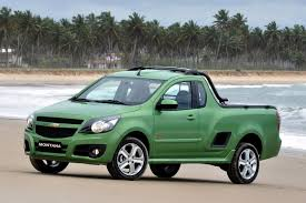 New Chevy Montana Small Pickup Truck Launched For South America ...