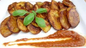 cuisiner des bananes plantain banane plantain mûre frite alloco recettes allrecipes québec