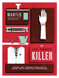 100 Dexter The Ice Truck Killer Pin On 3