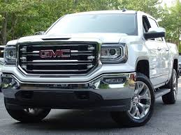 2018 Used GMC Sierra 1500 SLT At Atlanta Luxury Motors Serving Metro ... Gmc Pickup Truck Parts Unique 20 New Used Chevy Trucks Oldgmctruckscom Section 2006 Gmc Sierra 2500hd Slt At Dave Delaneys Columbia Serving Wiesner Isuzu Dealership In Conroe Tx 77301 2015 1500 4wd Crew Cab 1435 Landers 2017 2500 66l 4x4 Subway Santa Clara Wreckers Inventory Lincoln Windsor Dealer Of 1988 Topkick Fender For Sale 555726 Mccluskey Automotive 1948 Chevygmc Brothers Classic 2004 3500 Work Quality Oem Replacement