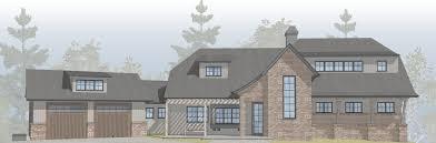 100 Oaks Residence On The Horizon BCA ASHEVILLE ARCHITECT