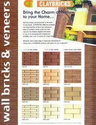 claybricks wall bricks veneers look burnt clay philippines