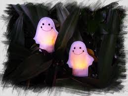 Solar Halloween Pathway Lights halloween 61rs3kj7ecl sl1000 halloween ghost lights amazon com