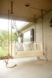 West Elm Emmerson Bed by Diy Porch Bed Swing Build It Craft It Love It