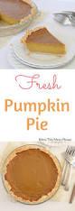 Pumpkin Pie Sweetened Condensed Milk by Pumpkin Pie From Fresh Pumpkin U2014 Bless This Mess