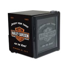 Harley Davidson Bar And Shield Electric Cooler