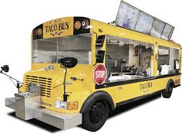 100 Big Truck Taco Menu Bus Authentic Mexican Taste