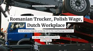 100 Tow Truck Driver Pay Sweatshops On Wheels Investigate Europe