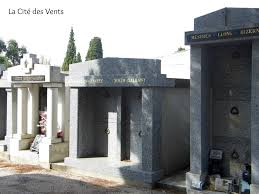 Ceret Cemetery Family Vaults