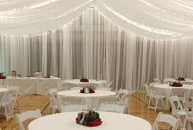 Wedding Wall Drapery Rental