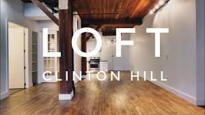 100 Industrial Lofts Nyc Cool Loft Apartment In Prime Clinton Hill Video Tour NYC Brooklyn NY