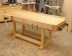bench kitchen table plan workbench woodworking bench fine